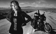 'Sons of Anarchy' season 7: Gemma and Juice make strange bedfellows