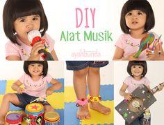 DIY Alat Musik :: DIY Music Instruments for Kids :: kids stuff :: DIY  klik untuk lihat caranya!