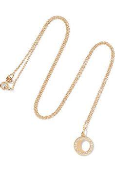 ANDREA FOHRMAN Diamond Pendant Necklace, Pendant Jewelry, Diamond Jewelry, Gold Jewelry, Gold Necklace, Jewelry Necklaces, Gold Pendant, Jewellery, Gucci Shoulder Bag