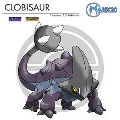 059 Clobisaur - Fakemon