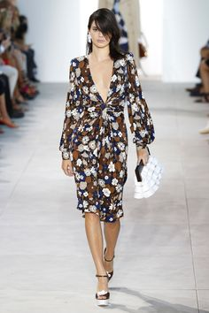 Michael Kors | Ready-to-Wear Spring 2017 | Look 2 on Kendall Jenner