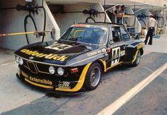 BMW 3.5 CSL Group 5 Le Mans 1976