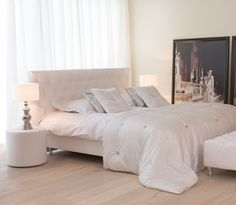 Sleep & Dream boxspring met matrassen.