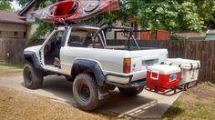 Toyota Pickup 4x4, Toyota 4runner, Corolla 2000, Toyota Four Runner, 1st Gen 4runner, Truck Mods, Jeep Truck, Land Cruiser, Camper