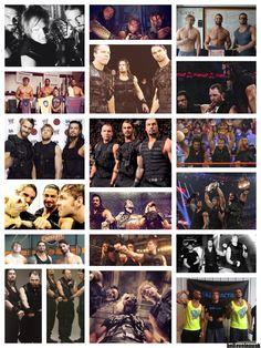 Bilive In The SHIELD, Dean Ambrose, Seth Rollins, Roman Reigns