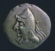 Parthian coin