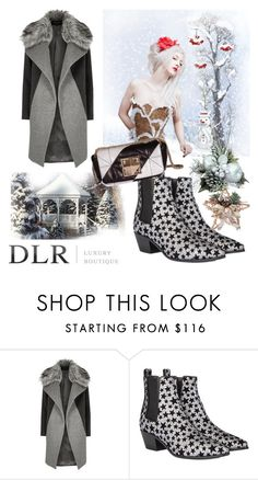 """""""DLRBOUTIQUE.COM"""" by irinavsl ❤ liked on Polyvore featuring River Island, Yves Saint Laurent and Sonia Rykiel"""
