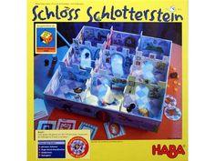 [PnP] HABA Schloss Schlotterstein (Замок с привидениями) 5+
