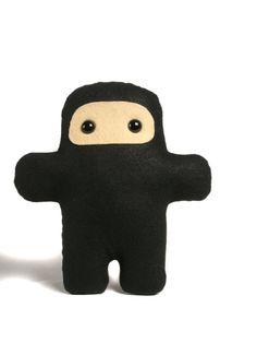 Super cute Ninja.