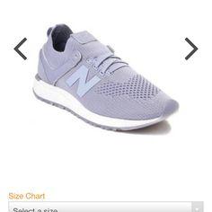 promo code dfd5e 554db New Balance Shoes   New Balance Grey Shoes Size 5   Color  Gray Purple