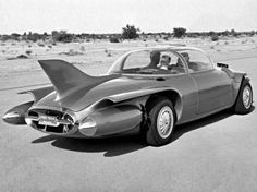 GM Firebird  concept