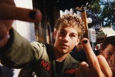 Very young Matt shadows <3