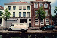 Voorstaat begin jaren '90.