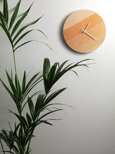 To create Sunclocks, designer Lina Patsiou mounted leather on plywood circles, and placed on a tanning bed.