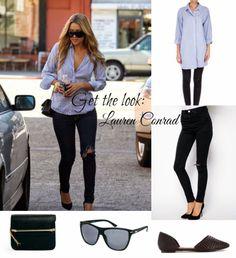 Shop the look: Lauren Conrad