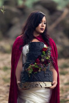 Little Red Riding Hood Styled Session by Nerinna Studios