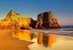 Praia Da Rocha (Da Rocha Beach), Algarve, Portugal