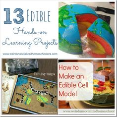 Follow this simple tutorial to learn how to make an edible map using crispy rice cereal, candies, and food color.