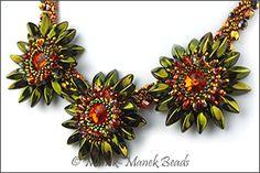 A Twist Of Spring : Manek-Manek, Bead Jewelry, Kits, Patterns & Workshops