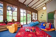 Spielecke für Kinder | H+ Hotel Alpina Garmisch-Partenkirchen