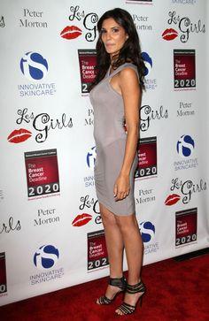 Daniela Ruah's Feet << wikiFeet