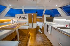 This is a good looking classic. Nice to see it coming back. Bertram bought our old yacht factory in Tampa, Florida. I look forward to seeing the new product that comes out of there. The new Bertram 35, which exudes ... Read More
