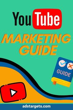 Here's a perfect guide to marketing strategy on YouTube. #OnlineAdvertising