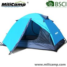 [Outdoor Sports] Double Layers 1-2 Person Travelling camping 1-2 Man beach tent