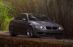 BMW E92 M3 grey