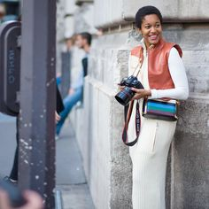#LubakiLubaki | #AlexandreGaudin  #With @Tamumcpherson #During #Commedesgarcons #SS16 #PFW  www.lubakilubaki.com by Alexandre Gaudin  #StreetStyle#photographer#photo#woman#tamu#fashionweek#fashionweekparis#womensfashion#womenswear#Parisfashion#fashion#Paris#mode#moda#style#Nofilter http://ift.tt/1O19a5X