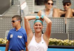 Kvitova Crushes Kuznetsova to Capture Second Madrid Crown. Read about it at Tennis Now.