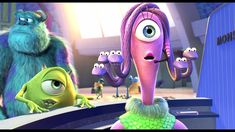 """Monsters, Inc.: Stay Tuned for Monsters University! Pixar brought out the animated """" Monsters, Inc. """" ( 2001 ), featuring cutting-edge com. The Crow, Cartoon Movies, Cartoon Kids, Buffy, Illuminati, Vampires, New Kids Movies, Film Pixar, Doctor Who"""