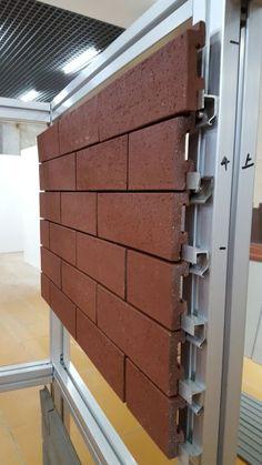 CORIUM WALL BRICK CLADDING SYSTEM 6