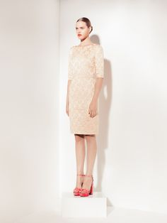 Peter Som Resort 2013 - Runway Photos - Fashion Week - Runway, Fashion Shows and Collections - Vogue