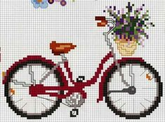 Brilliant Cross Stitch Embroidery Tips Ideas. Mesmerizing Cross Stitch Embroidery Tips Ideas. Tiny Cross Stitch, Cross Stitch Borders, Counted Cross Stitch Patterns, Cross Stitch Charts, Cross Stitch Designs, Cross Stitching, Hand Embroidery Patterns, Embroidery Art, Cross Stitch Embroidery