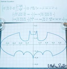 Batman equation!