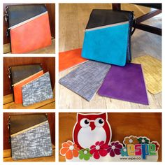 Messenger bags by Es