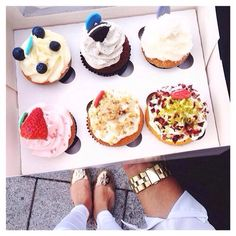 Cupcakes•