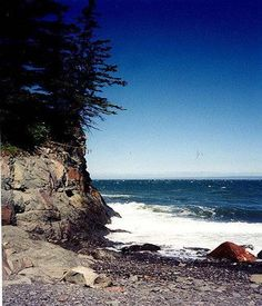"""""""Bay of Fundy, New Brunswick"""" The 20 Most Underrated Places In Canada, According To Canadians Places Around The World, Oh The Places You'll Go, Places To Travel, Travel Destinations, Places To Visit, Around The Worlds, Ontario, East Coast Canada, New Brunswick Canada"""