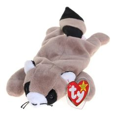 5df0c7581bc Ringo the Raccoon Beanie Baby Type  Ringo the Raccoon Beanie Baby Colors   Beige Condition  Mint Condition Brand  Ty Length  12 Age Group  4 - 8 yrs.
