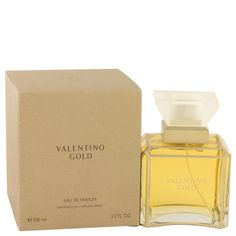 Valentino Gold Perfume by Valentino 3.3 oz / 100 ml