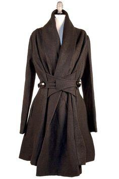 """вариант """"бохо для индоров"""" :)) и что-то в духе фэнтези-историй есть в этом пальто"""