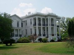 It has been my dream to live in a plantation home since I was a little girl.