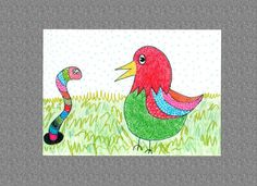 Postkarte GESPRÄCH AM MORGEN