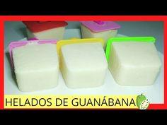 Make Ice Cream, Homemade Ice Cream, Yogurt Ice Cream, Latin Food, Frozen Yogurt, Butter Dish, Popsicles, Healthy Tips, Pudding