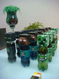 Minecraft drink idea