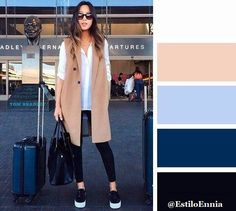 Moda y Estilo: Cómo combinar los colores para crear un look perfecto. Nuevas ideas.