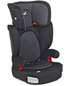 Joie Trillo Group 2-3 Car Seat - Black and Grey.