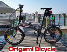 If you are looking for a Lightweight Folding Bike organization that can present you with excellent travel bicycle, then way to the numerous businesses is best suited. They focus on give traditional and convenient collapsible bicycle to the clientele.  http://www.origamibicycles.com