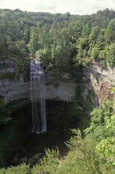 Fall Creek Falls State Park  — Tennessee